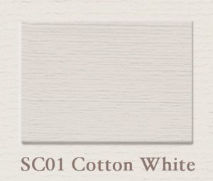 SC01 Cotton White